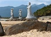 Statues. Credit: ISA/ Rommel Gonzales