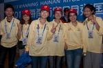 Volunteers. Credit: ISA/ Rommel Gonzales